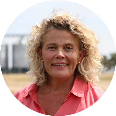 Fiona Simson - President, National Farmers' Federation