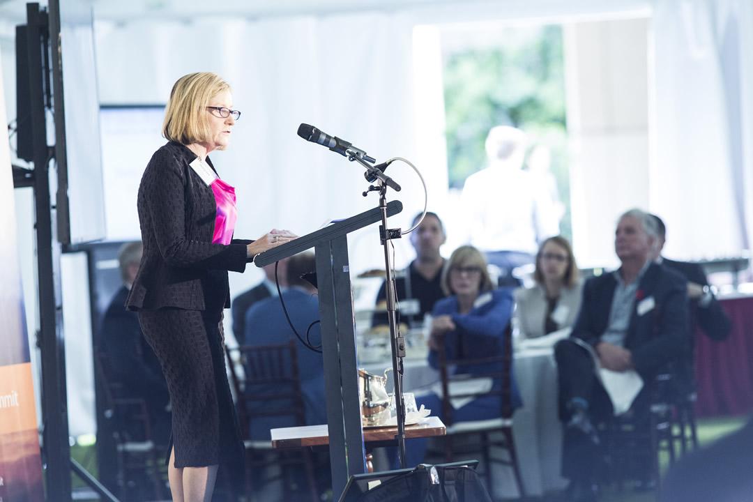 Sheena Jack, CEO, HCF (Photographer: Chris Gleisner)