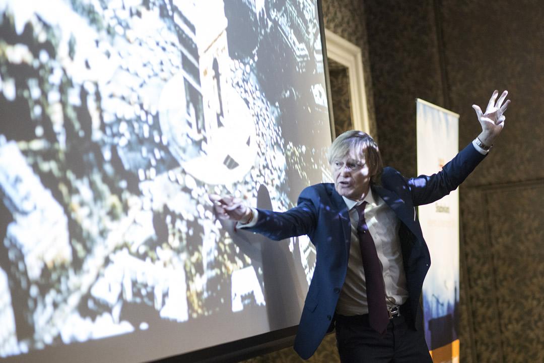 Yves Morieux, Senior Partner & Managing Director, Boston Consulting Group (Photographer: Chris Gleisner)