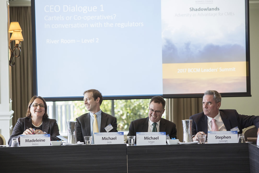 CEO Dialogue 1 (Photographer: Chris Gleisner)