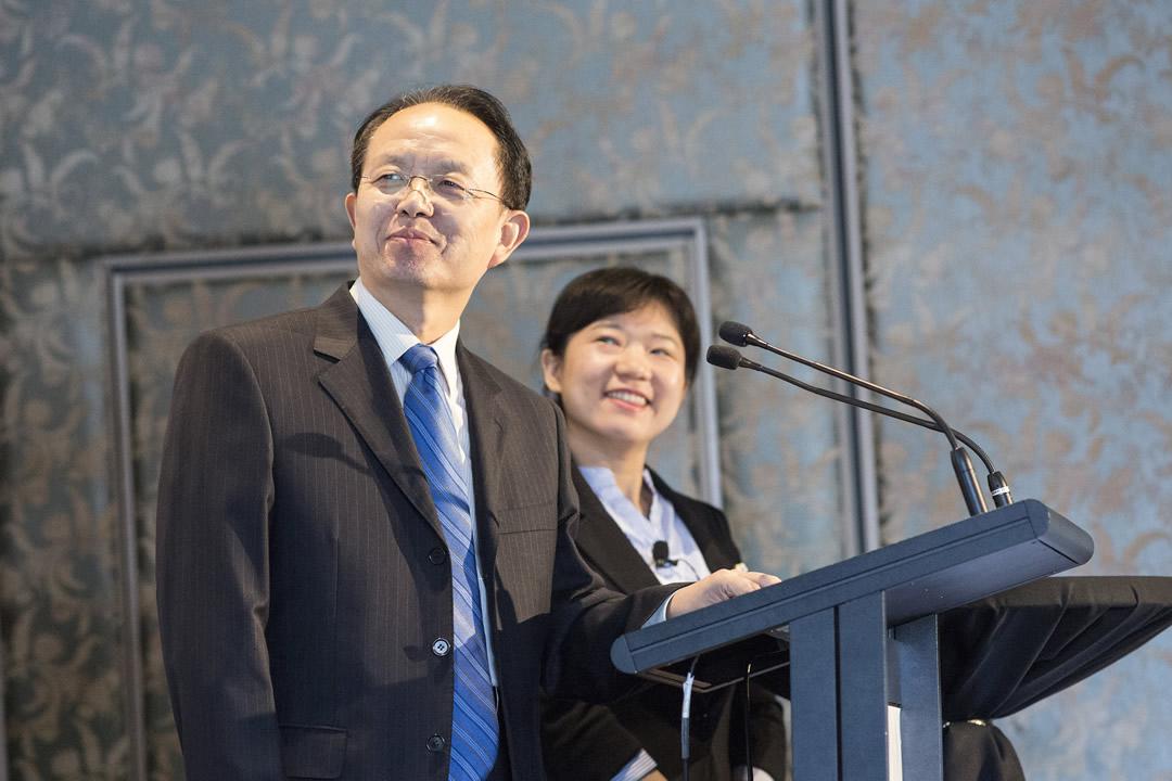 Mr Wang Hanmin (Photographer: Chris Gleisner)
