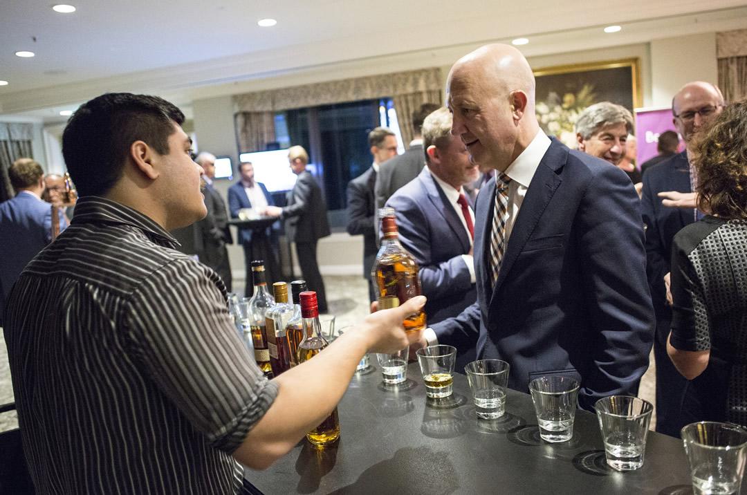 Rum Bar sponsored by ILG (Photographer: Chris Gleisner)